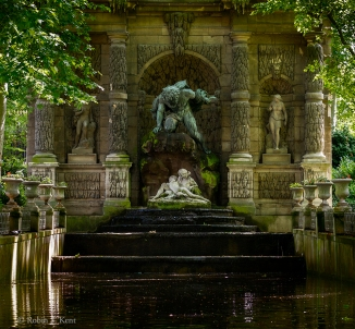 Medici Fountain (After) by Robin Kent, PhotographybyKent
