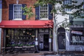 Bonaparte Cafe Georgetown