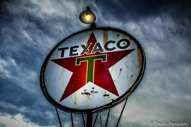 Texaco (After), by Emilio Pasquale, Photos by Emilio