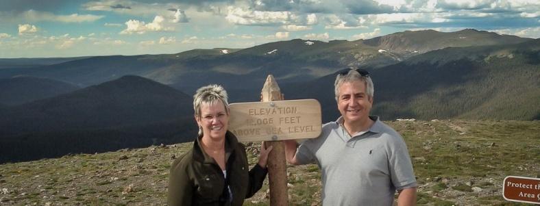 Alpine Ridge Trail Top