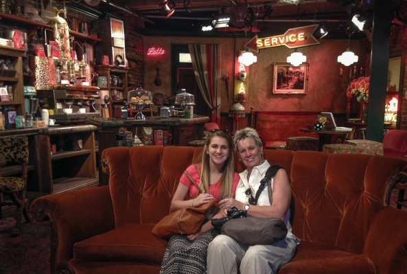 "Set of Central Perk, from ""Friends"""