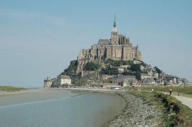 Mont Saint-Michel (Before), Robin Kent, PhotographybyKent