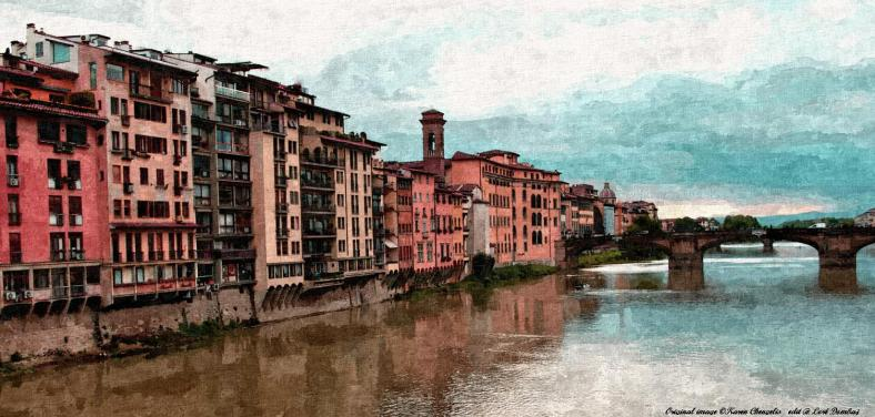 Arno River, Loré Dombaj