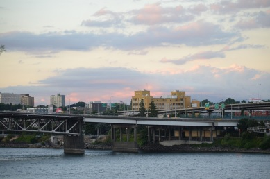 Portland Waterfront (Before), Sabina, Victim To Charm