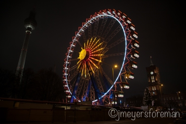 Ferris Wheel (Before), Janice Meyers Foreman, jmeyersforeman photography