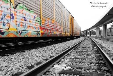 Train (After), Michelle Lunato, Michelle Lunato Photography