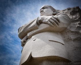 Martin Luther King Jr Memorial, Washington, DC