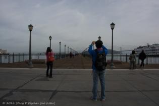 Unedited photo, Pier 7, San Francisco