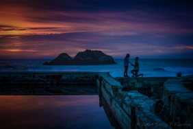 Sutro Baths sunset proposal