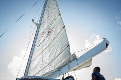 Red Sails Sports Aruba catamaran