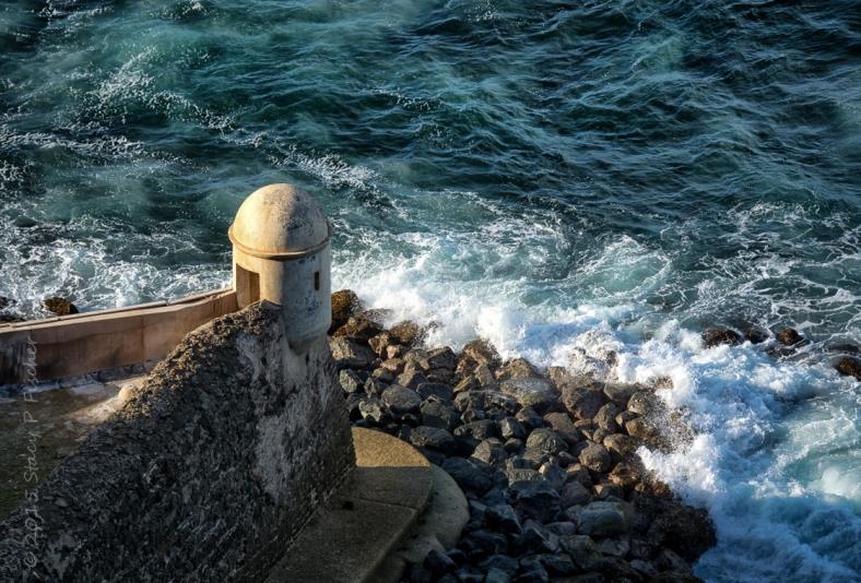 Devil's Guerite (Sentry Box), Castillo San Cristóbal, San Juan, Puerto Rico