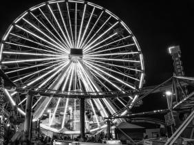 Santa Monica Ferris Wheel, Pacific Park