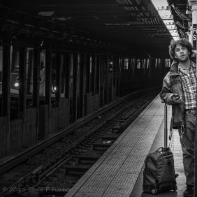 Subway Waiting