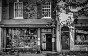Cafe Bonaparte, Wisconsin Avenue, Georgetown, Washington, DC
