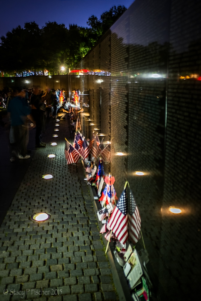 Vietnam Veterans Memorial, Memorial Day 2015