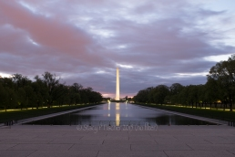 Washington Monument, dawn (+1ev bracketed shot in series)