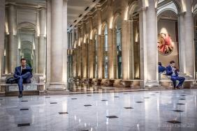 Parker Meridien New York City lobby