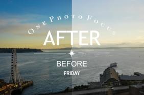 ABFriday One Photo Focus