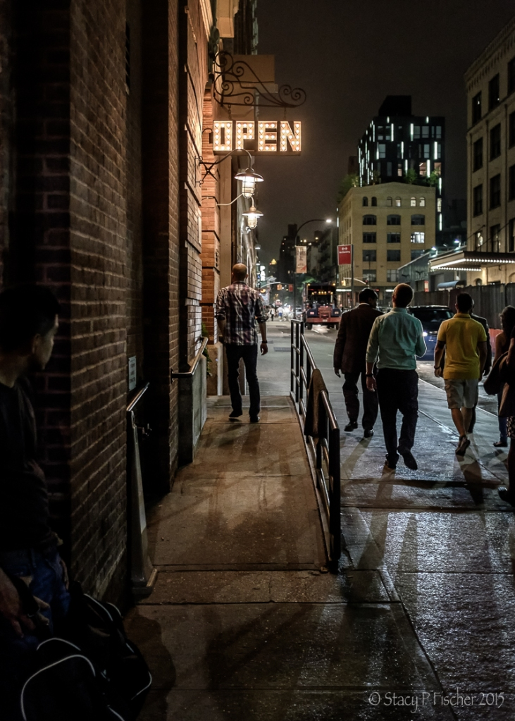 Chelsea Market, West 15th Street, The Tippler entrance
