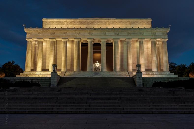 Lincoln Memorial Dawn