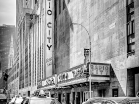 Radio City Music Hall, New York City,