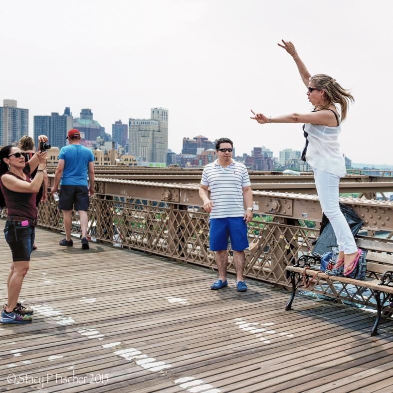 Brooklyn Bridge Fun