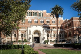 Doheny Library University of Southern California
