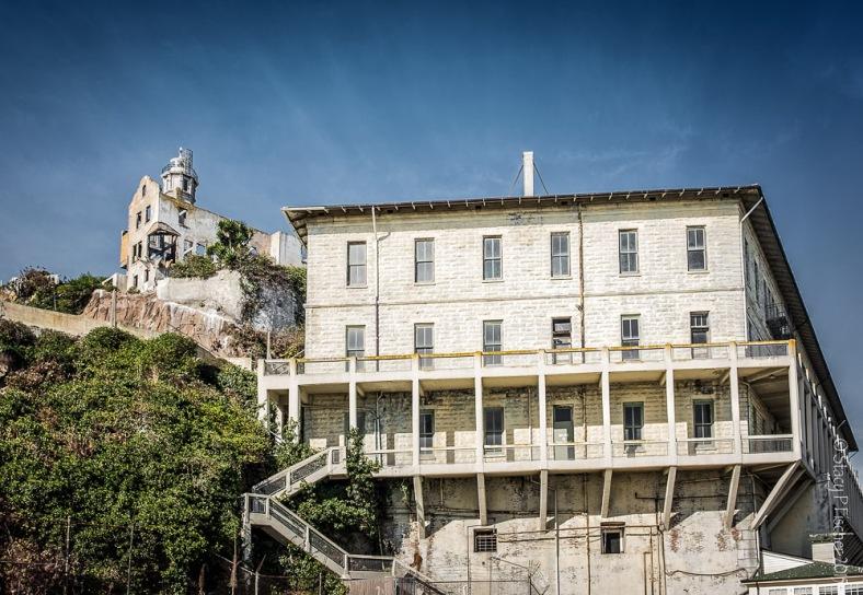 Alcatraz Island Building 64