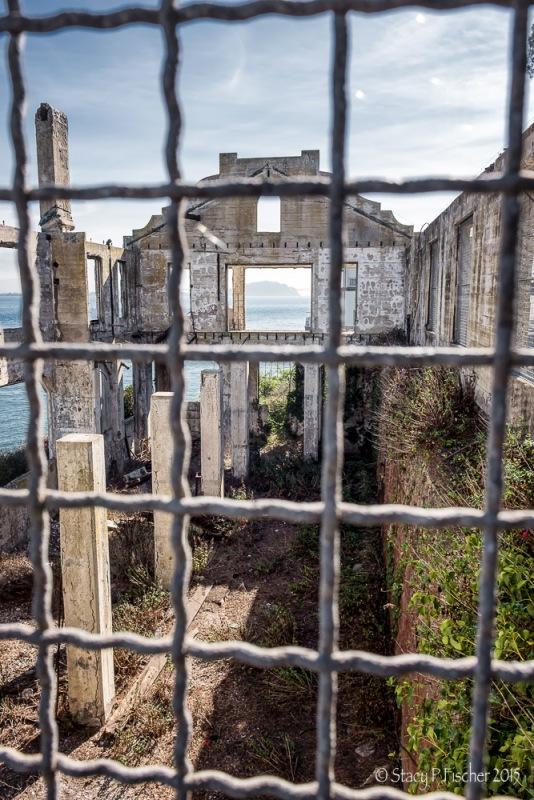 Alcatraz Island Officers' Club