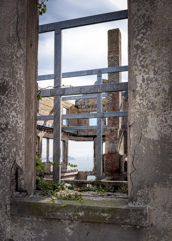 Alcatraz Island Warden's House