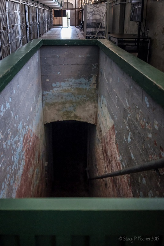 Alcatraz Prison Citadel Entrance