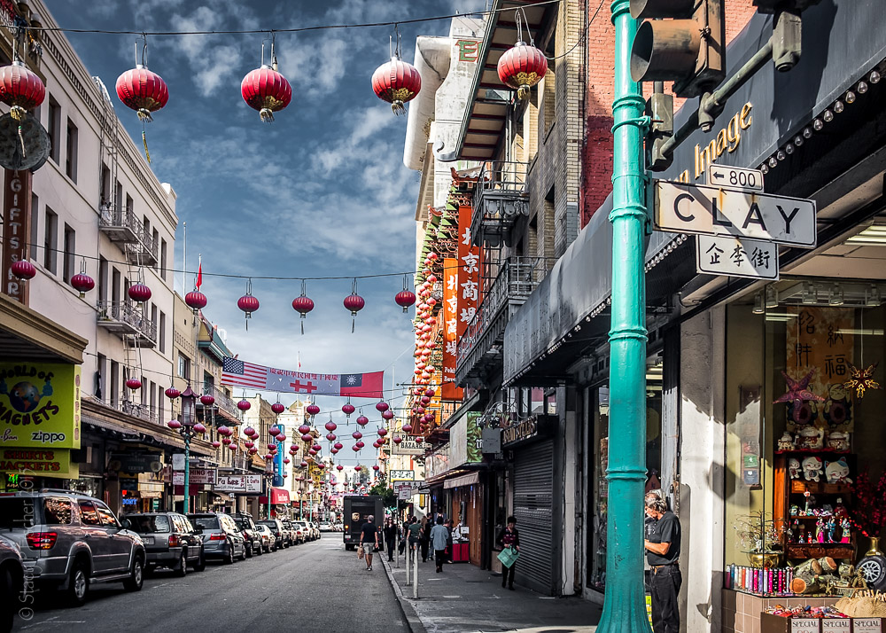 Chinatown and Cable Cars: San Francisco, Day One | Visual Venturing
