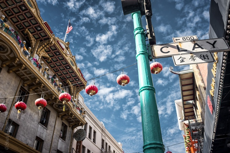 Chinese Lanterns Chinatown San Francisco