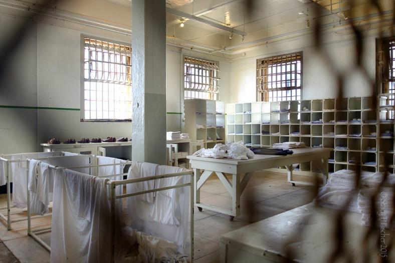 Alcatraz Clothing Issue 2