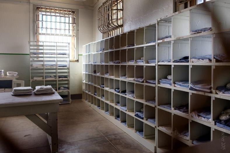Alcatraz Clothing Issue 3