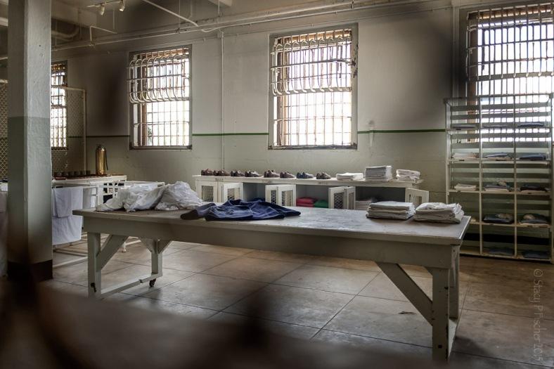 Alcatraz Clothing Issue 4