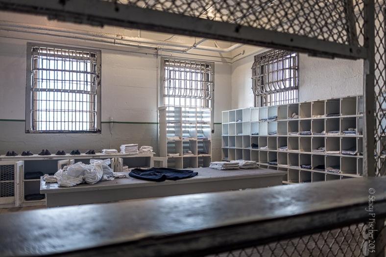 Alcatraz Clothing Issue 5