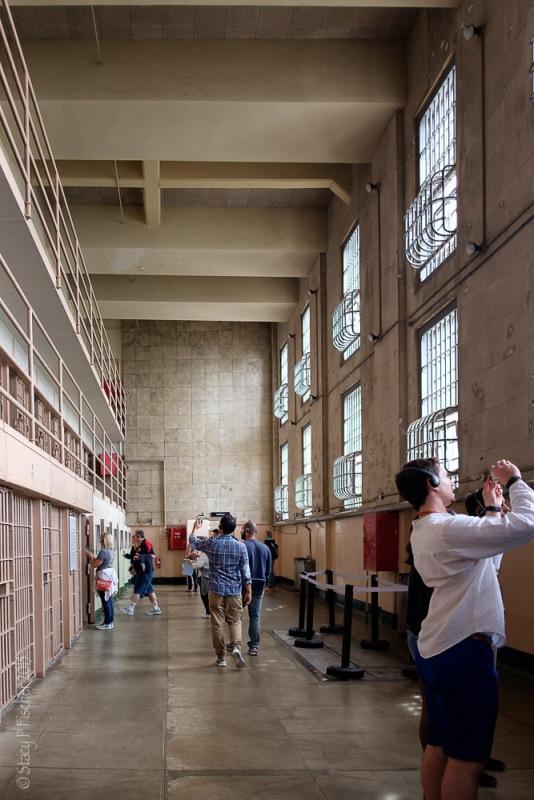 Alcatraz D Block Solitary