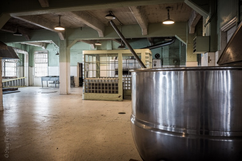 Alcatraz Kitchen