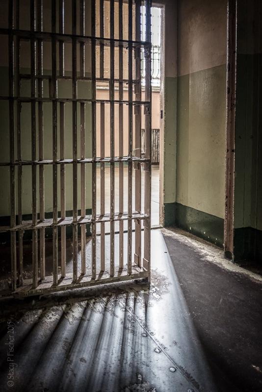 Alcatraz Solitary Confinement 2