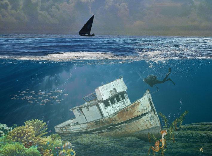 Marie, The Syllabub Sea