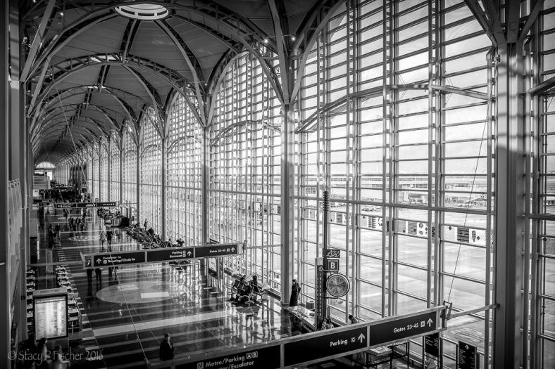 National Airport Terminal C Interior
