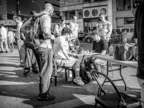 Chess, Madison Square Park, New York City