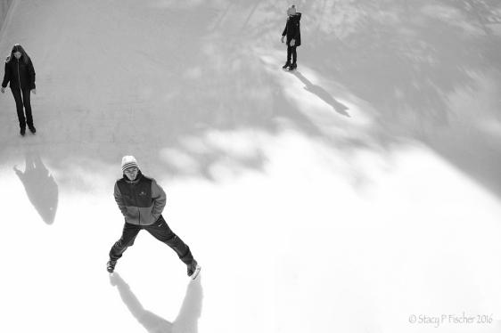 Rockefeller Center Skaters