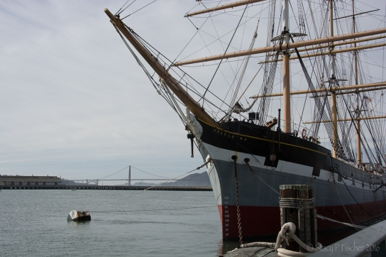 Balclutha submitted for September 2016 One Photo Focus